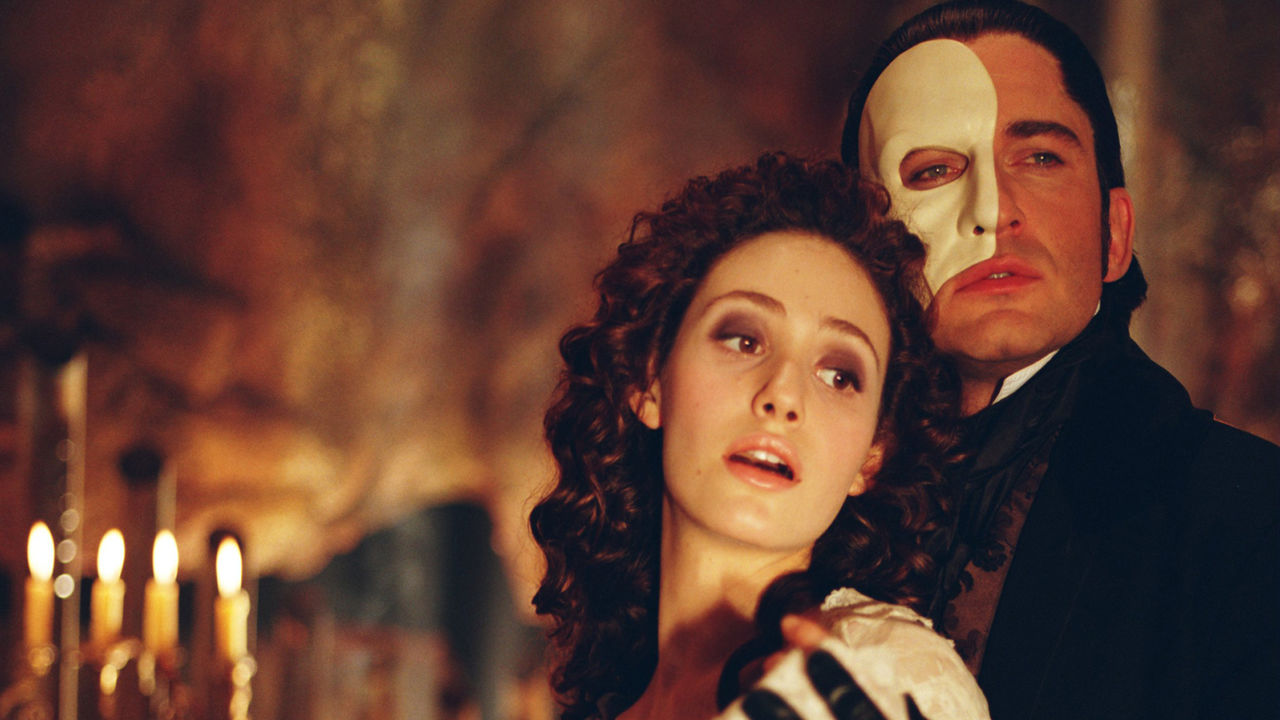 thesis statement for the phantom of the opera Phantom of the opera review – the movie my review i thought for the most part that the movie was pretty entertaining , the costumes and the sets were magnificent.