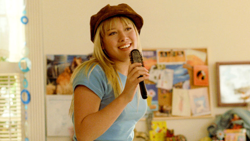 Lizzie mcguire movie songs