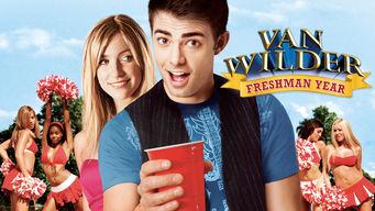Van Wilder: Freshman Year on Netflix UK