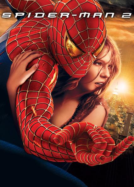 Spider-Man 2 on Netflix AUS/NZ