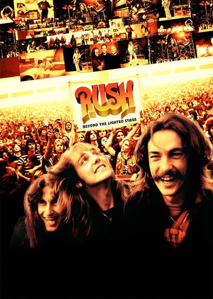 Rush: Beyond the Lighted Stage on Netflix AUS/NZ