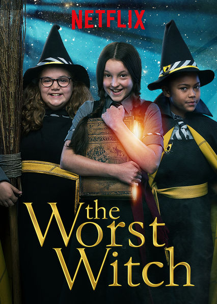 The Worst Witch on Netflix AUS/NZ