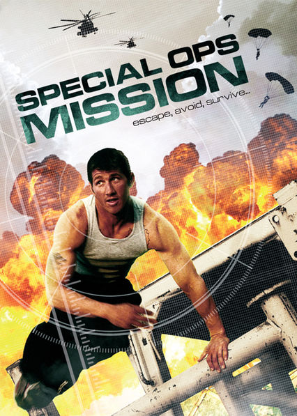 Special Ops Mission on Netflix UK