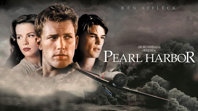 Pearl Harbor on Netflix AUS/NZ