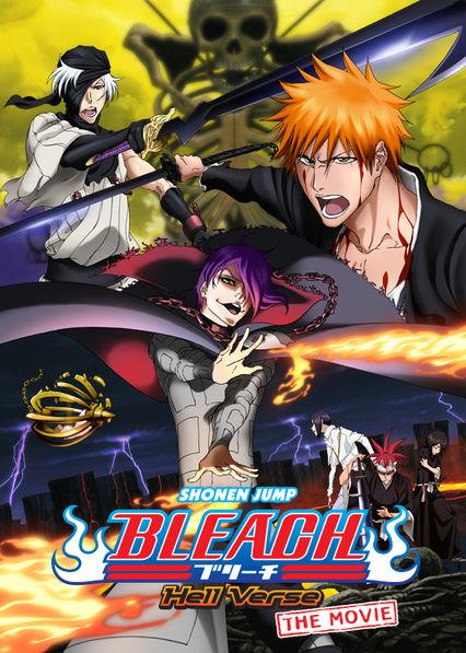 Bleach the Movie: Hell Verse