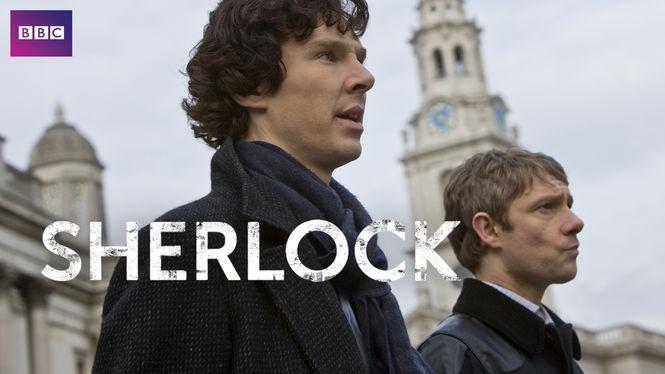 Locandina di Sherlock
