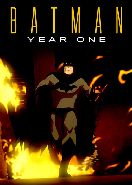 Batman: Year One on Netflix Canada