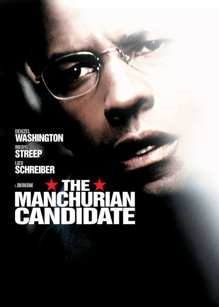 Amazon.com: The Manchurian Candidate [Dual Format Blu-ray ...