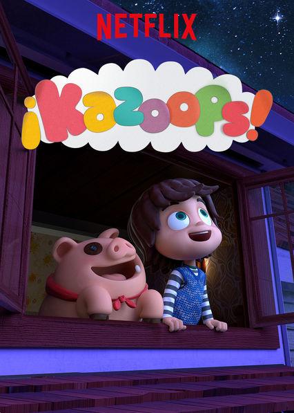 Carátula de ¡Kazoops!