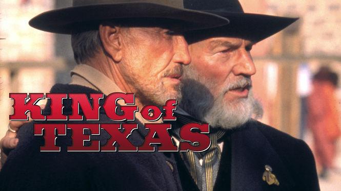 Locandina di King of Texas