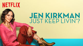 Jen Kirkman: Just Keep Livin�?