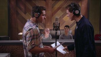 Episodio 9 (TTemporada 2) de Lost & Found Music Studios
