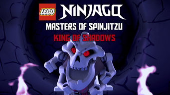 LEGO Ninjago: Masters of Spinjitzu: King of Shadows