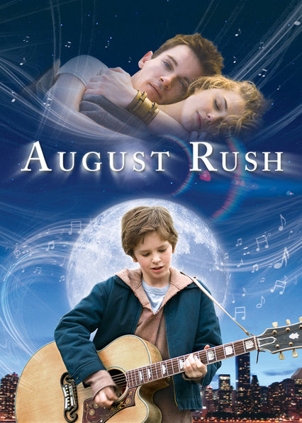 August Rush on Netflix AUS/NZ