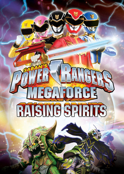 Power Rangers: Megaforce: Raising Spirits
