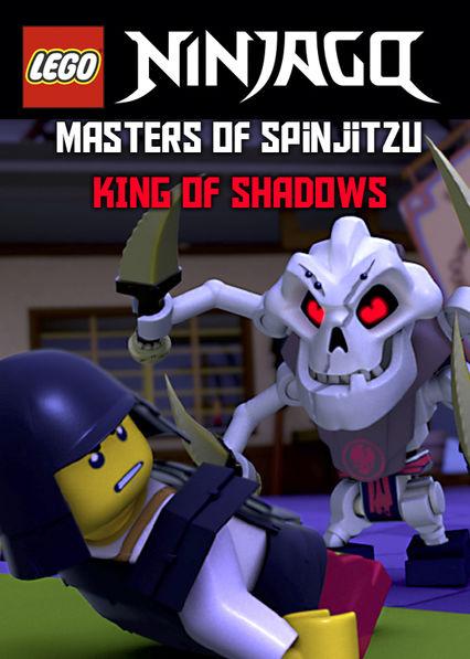 LEGO Ninjago: Masters of Spinjitzu: King of Shadows on Netflix AUS/NZ