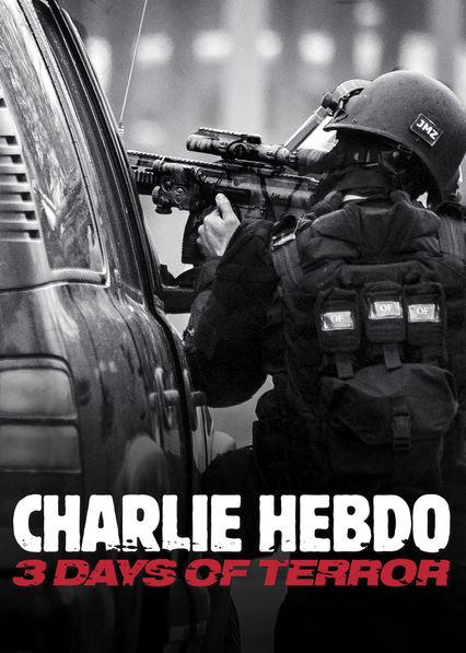 Charlie Hebdo: 3 Days of Terror