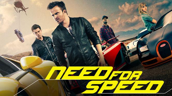 Need for Speed on Netflix AUS/NZ
