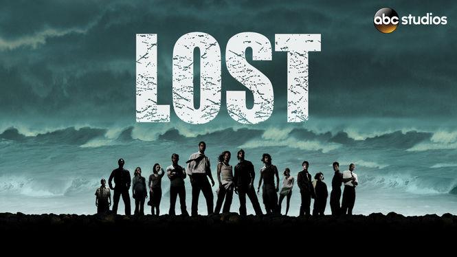 Locandina di Lost
