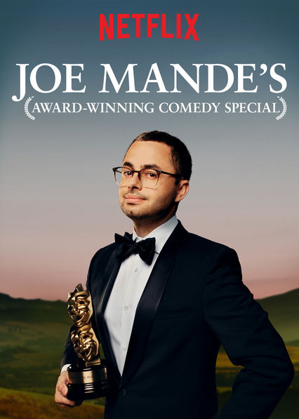 Joe Mande's Award-Winning Comedy Special on Netflix Canada