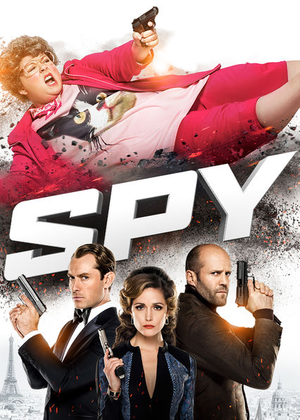 Spy on Netflix UK
