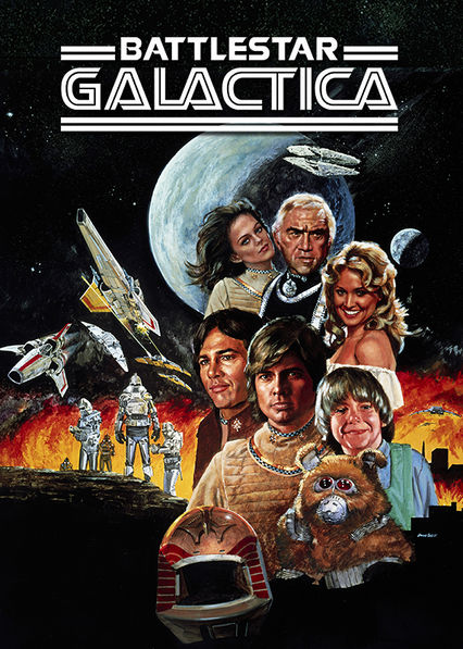 Battlestar Galactica (1978) on Netflix USA
