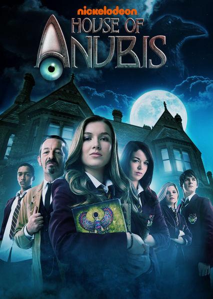 House of Anubis on Netflix UK
