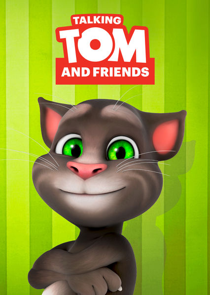 Talking Tom and Friends on Netflix AUS/NZ