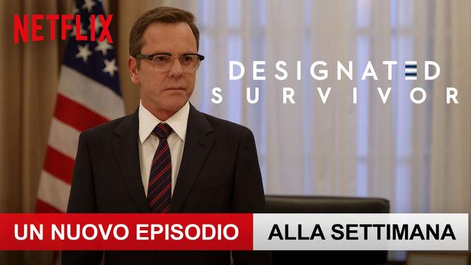 Locandina di Designated Survivor