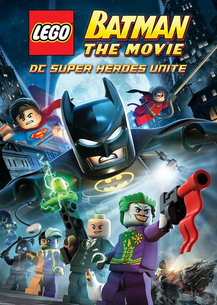 LEGO Batman: The Movie on Netflix Canada
