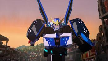 Episodio 3 (TTemporada 2) de Transformers: Robots in Disguise