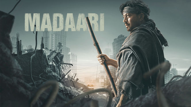 Madaari on Netflix USA