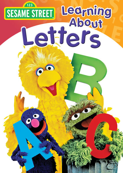 Sesame Street: Learning About Letters