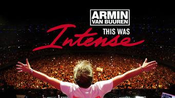Armin van Buuren: This Was Intense