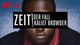 Zeit: Der Fall Kalief Browder