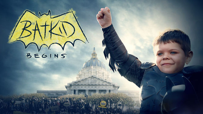 Batkid Begins: The Wish Heard Around the World on Netflix Canada