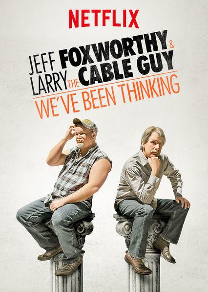 Carátula de Foxworthy Cableguy Original comedy special