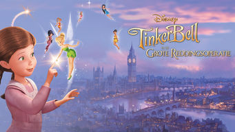 Tinker Bell en de grote reddingsoperatie