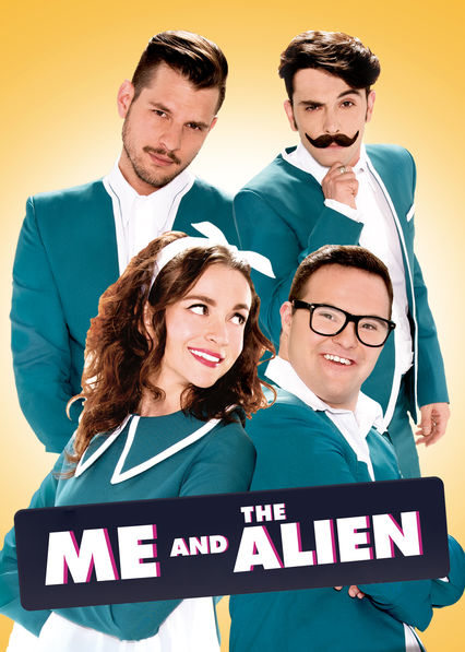 Me and the Alien on Netflix AUS/NZ