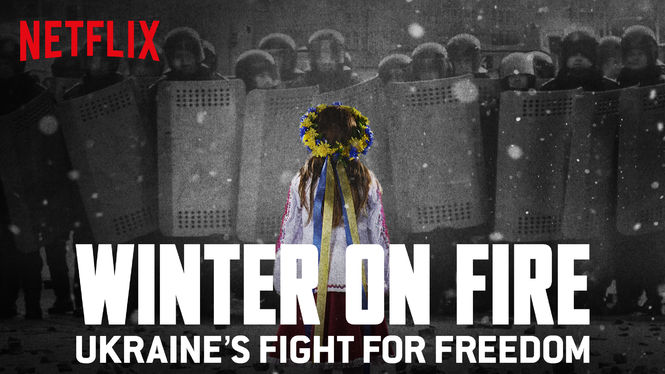 Locandina di Winter on Fire: Ukraine's Fight for Freedom