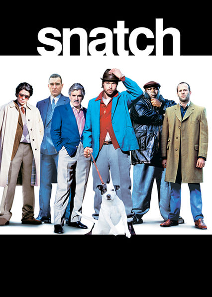 Snatch on Netflix AUS/NZ