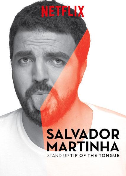 Salvador Martinha - Tip of the Tongue