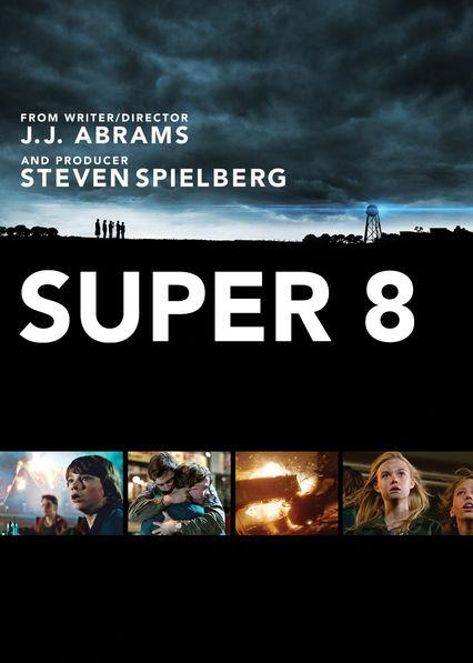 Super 8 on Netflix UK