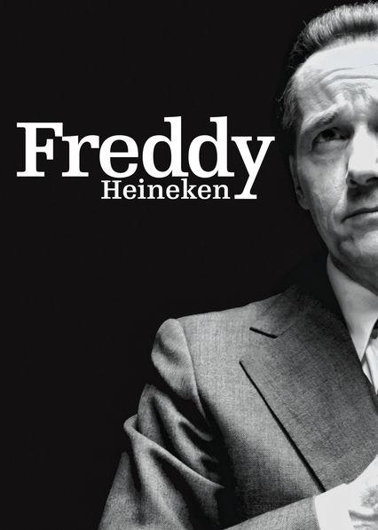 Freddy Heineken on Netflix AUS/NZ
