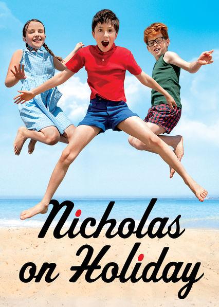 Nicholas on Holiday on Netflix UK