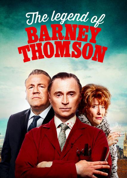 The Legend of Barney Thomson on Netflix UK