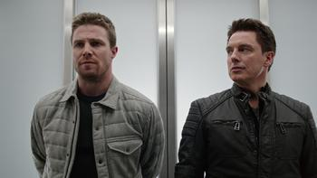 Episodio 13 (TTemporada 4) de Arrow