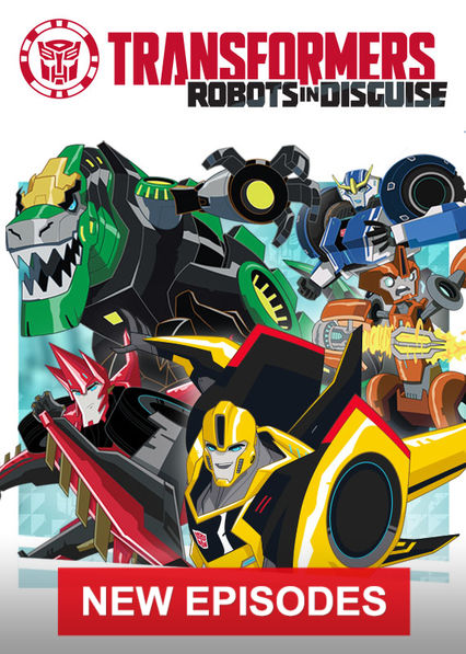 Transformers: Robots in Disguise on Netflix USA
