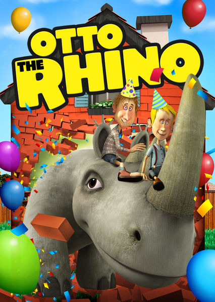 Otto the Rhino on Netflix UK