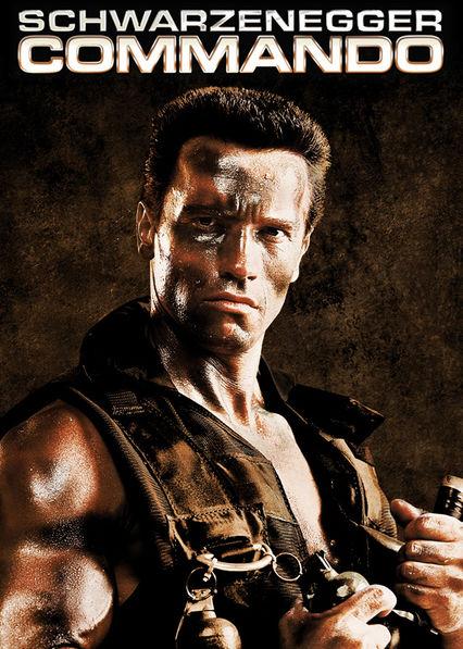 Commando on Netflix UK